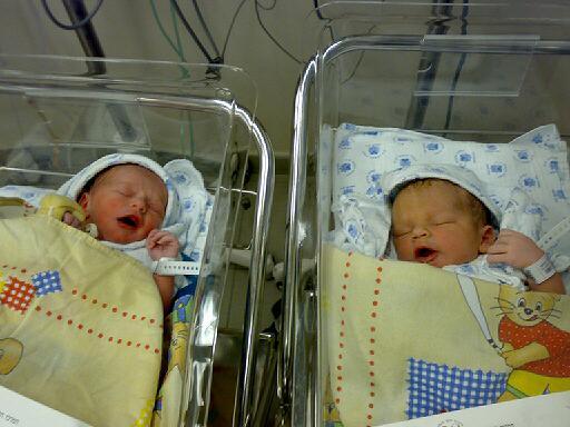 Congrads to Joe and Sisi Uziel – twins! – The Tell es-Safi ...