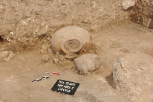 Excavating the EB jar