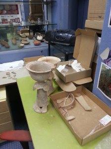 pottery restoration Oct 13 3