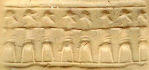Cylinder seal F 2009_impression_dancing men