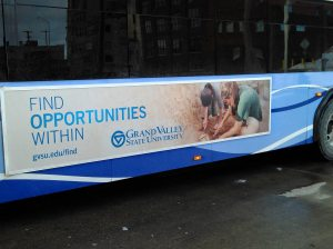 GVSU Safi ad on bus_Feb 2015