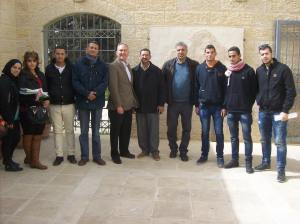 Jeff lectures at El Quds U on Safi_Feb 2015