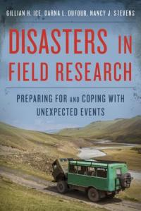 Disasters in research cover page picture