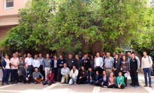 Ackerman workshop participants
