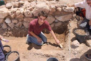 excavating chalice