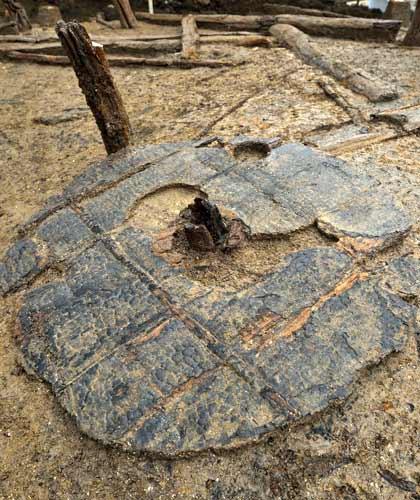 Bronze-Age-Wheel